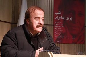 صدیق تعریف ـ عکس از مجتبی سالک