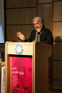 دکتر امید روحانی ـ عکس از ژاله ستار