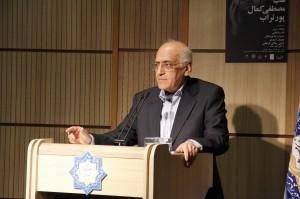 دکتر محمد سریر ـ عکس از ژاله ستار