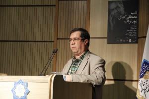 علی دهباشی ـ عکس از ژاله ستار