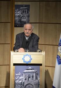 دکتر ناصر تکمیل همایون ـ عکس از متین خاکپور