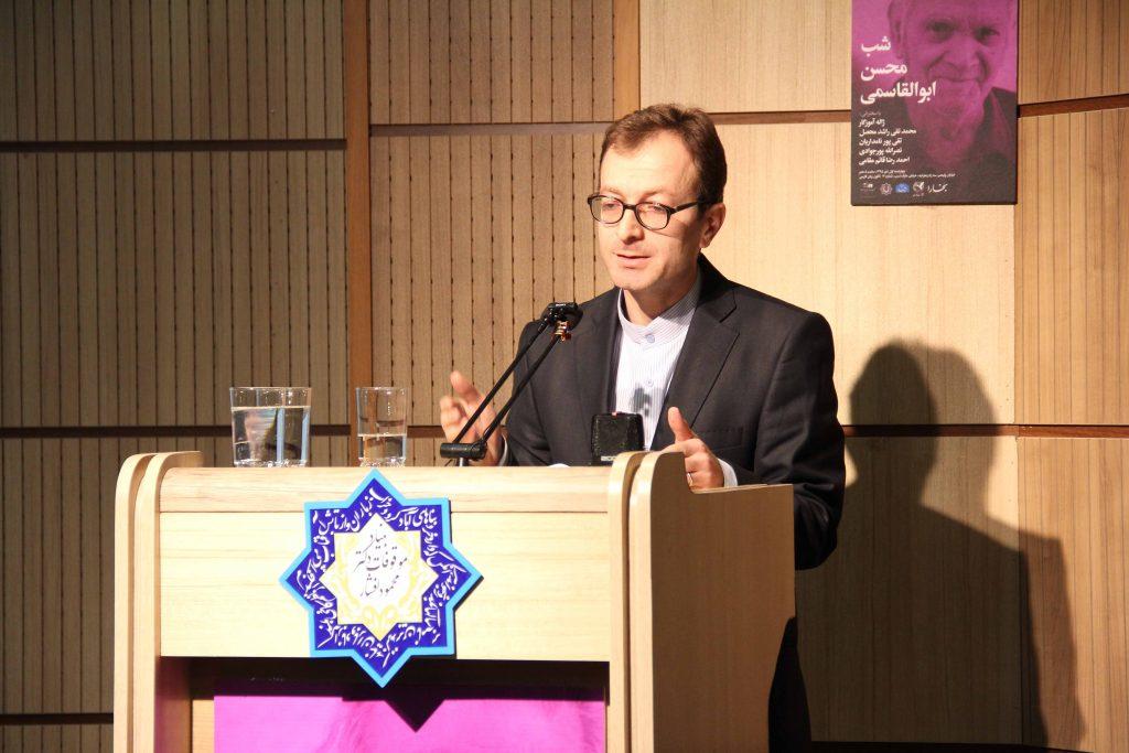 دکتر احمدرضا قائم مقامی