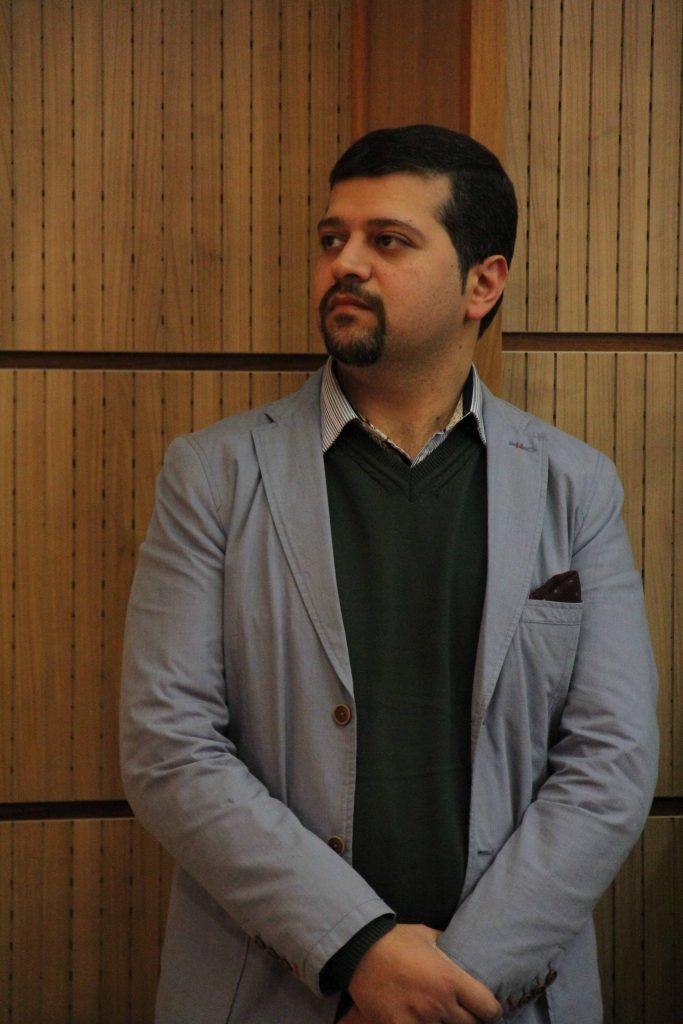 دکتر محمد افشین وفایی