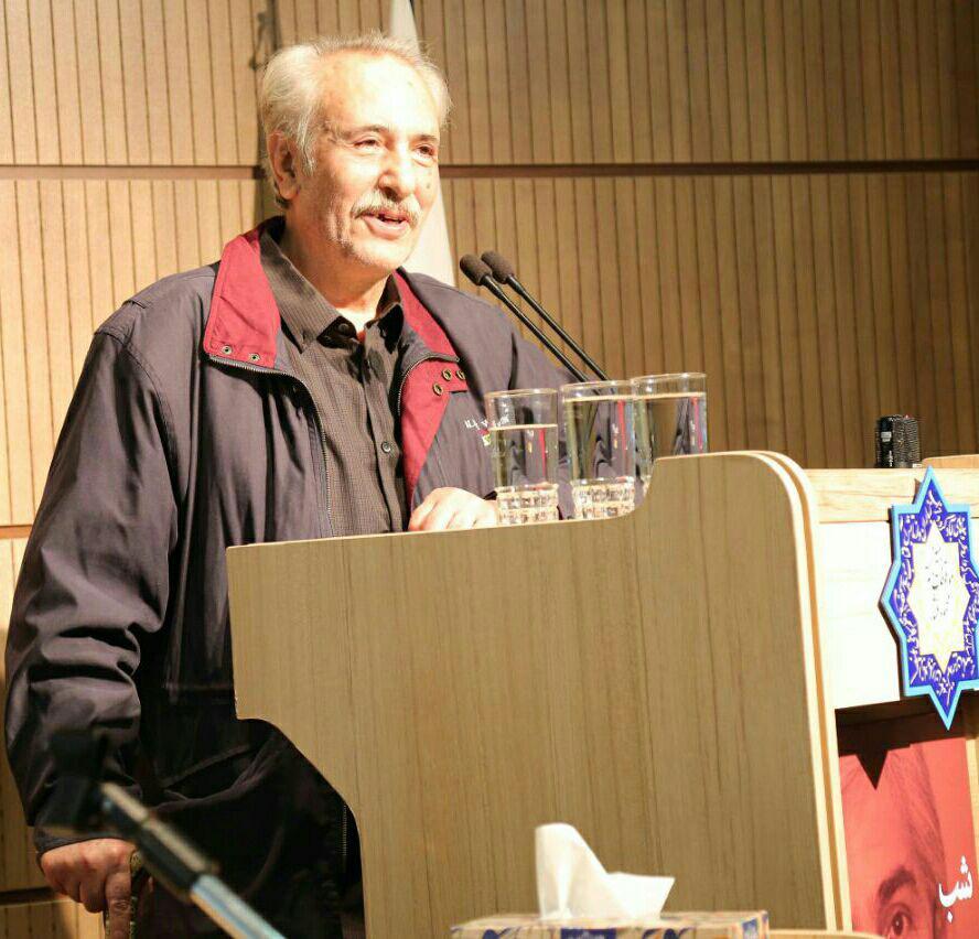 بهاءالدین خرمشاهی در ر وصف و نقد کتاب شرح شوق سخن گفت