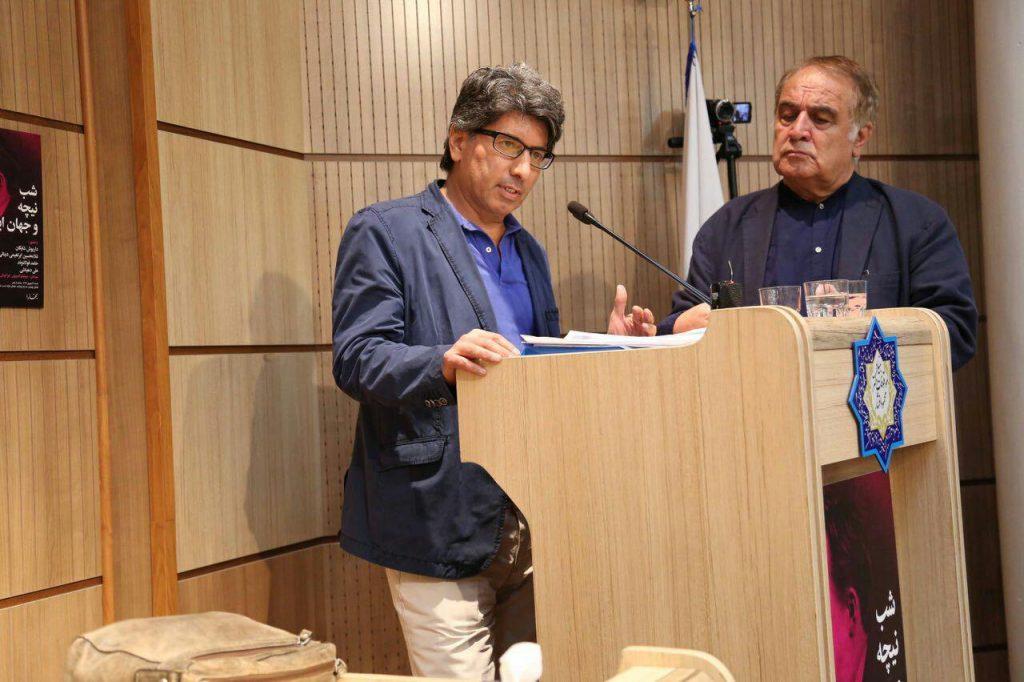 دکتر حنایی کاشانی درباره فهم و دریافت نیچه در ایران سخنرانی کرد.