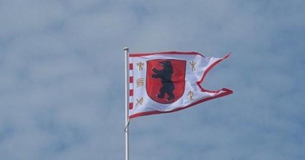 Žemaičių vėliava tikra