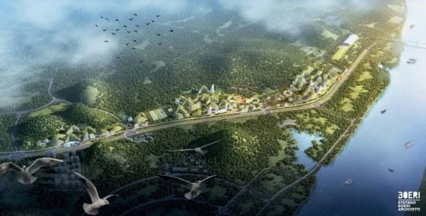 Kinijos miško miestas bukimevieningi.lt 2