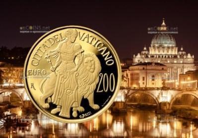 Auksinis vatikano eurai