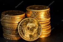 Vatikano auksinės monetos