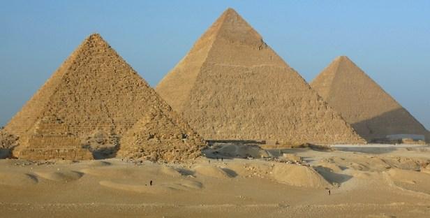 Piramidė Heopso