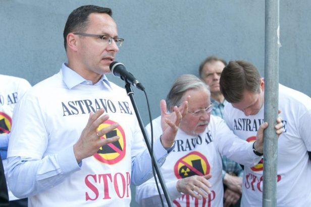 Konservatoriai Astravui NE