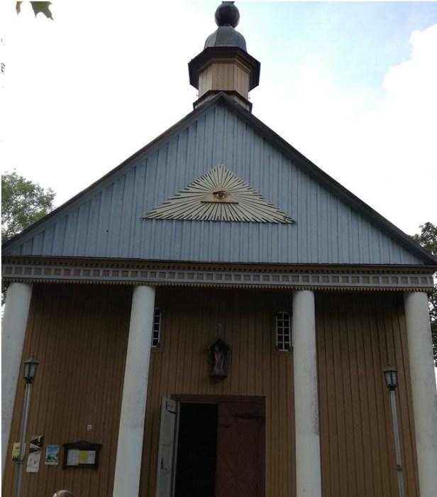 Paberžės bažnyčia