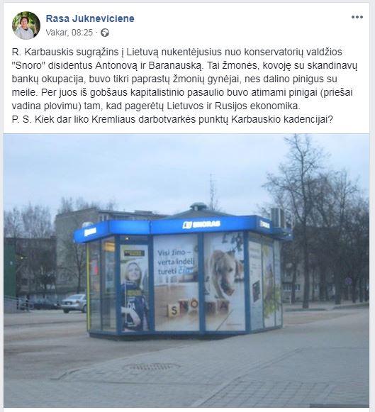 Rasa Juknevičienė