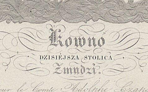 Kaunas žemaitijos sostinė .