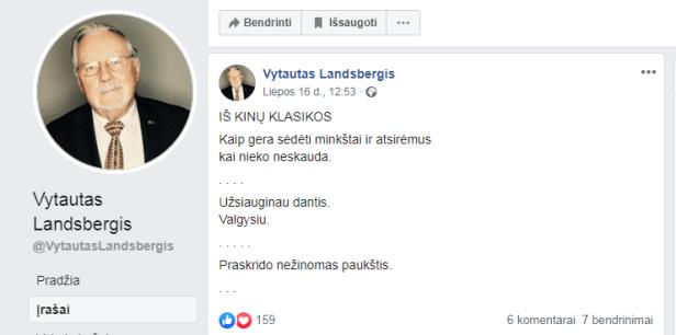 Vytautas Landsbergis dantys sveikata.PNG