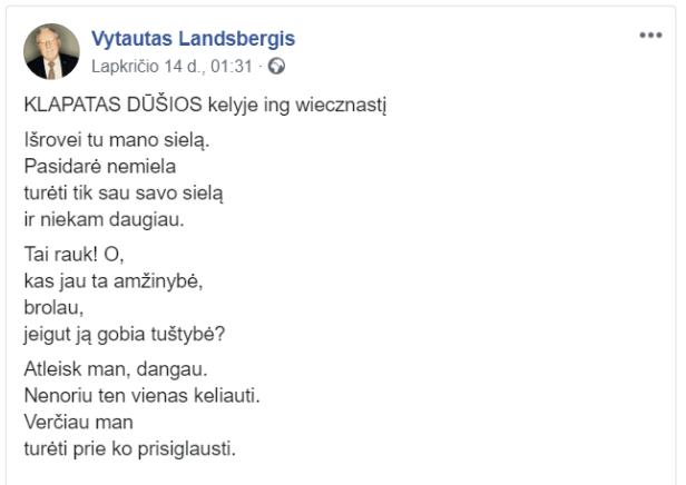 Vytautas Landsbergis vienas keliauti.PNG