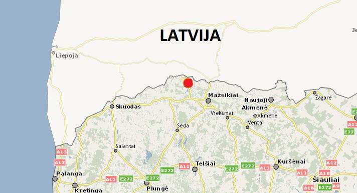 Nafta Latvija