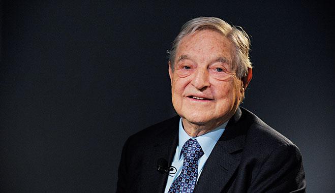 George-Soros-Džordžas - Sorošas