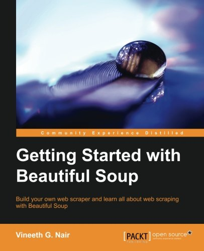 Getting_Started_with_Beautiful_Soup-Book_Cover
