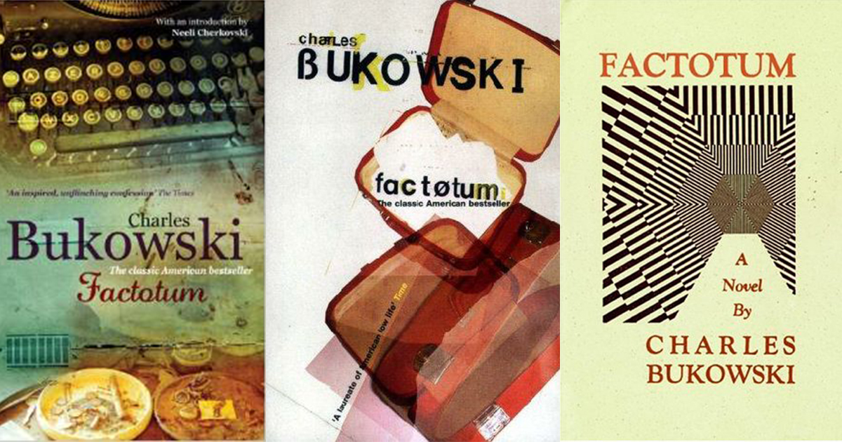 "Best Charles Bukowski Quotes from the Novel ""Factotum"""