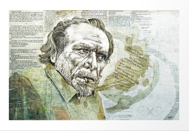 Editors mangled Charles Bukowski's poems, but a new book rights the wrong