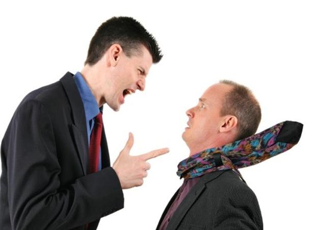 konflik saat kerja