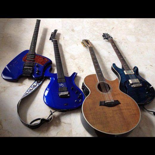 beberapa jenis gitar untuk belajar