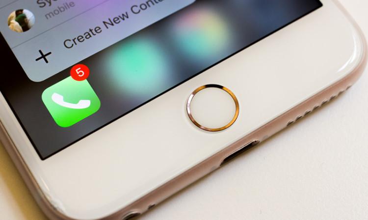 iphone-7-home-button sensitif