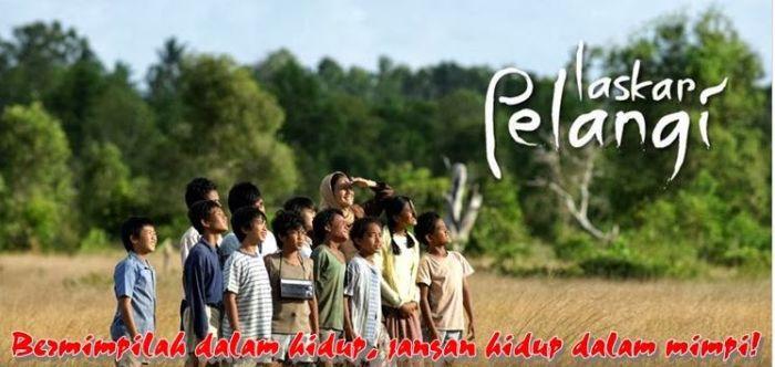 Sinopsis Novel Laskar Pelangi Beserta Unsur Intrinsik Ekstrisik Film