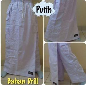 Rok celana Muslimah 2 in 1