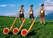 alat musik tiup unik