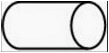simbol magnetik drum