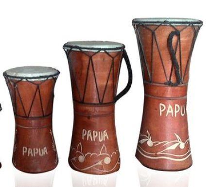 sejarah alat musik tifa