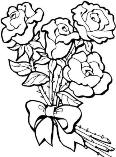 20 Gambar Sketsa Kumpulan Gambar Sketsa Bunga Pemandangan