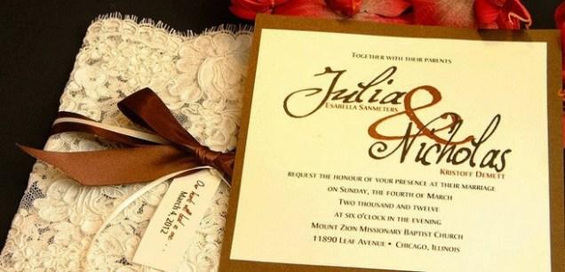 17 Contoh Surat Undangan Rapat Resmi Pernikahan Sesuai Eyd