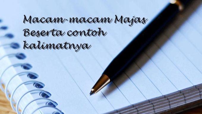 MACAM-MACAM MAJAS (GAYA BAHASA)