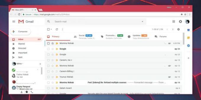 Kelebihan Email Menggunakan Gmail