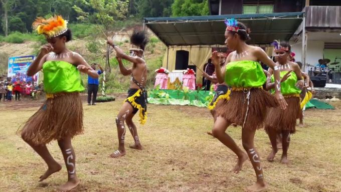 Tarian Daerah Papua Barat