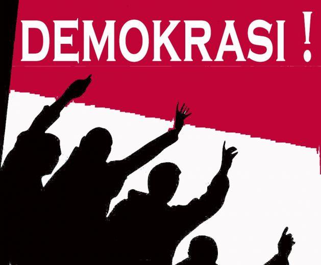 Negara penganut Demokrasi