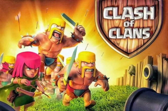 clash of clans game android terbaik