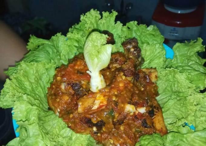 Resep Ayam Geprek Sambal Jahe