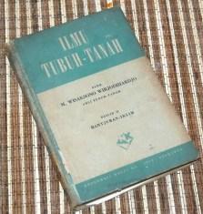 M. Wisaksono Wirjodihardjo: Ilmu Tubuh-Tanah, Djilid II: Hantjuran-Iklim