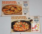 Chinese Cooking/1-2, East and West Cookery Cards