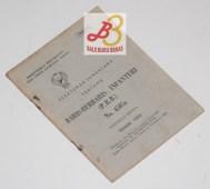 Peraturan Sementara tentang Baris Berbaris Infanteri (P.B.B.) No. 6505a