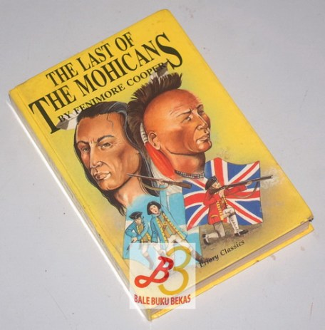 Priory Classics: The Last of the Mohicans