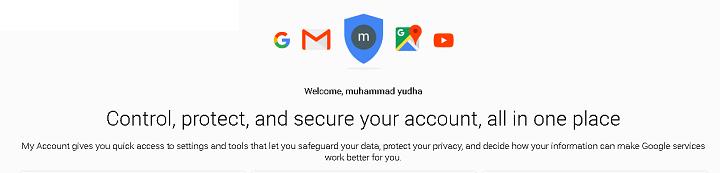 sukses menyetel ulang dan mengganti password gmail