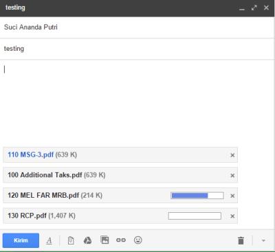 cara menulis dan mengirim email gmail