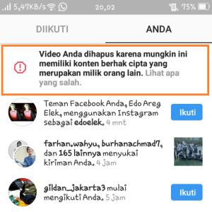 cara mengatasi copyright di instagram, cara mengatasi masalah audio berhak cipta di instagram