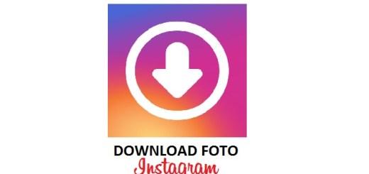 cara download foto di Instagram, cara menyimpan foto di Instagram