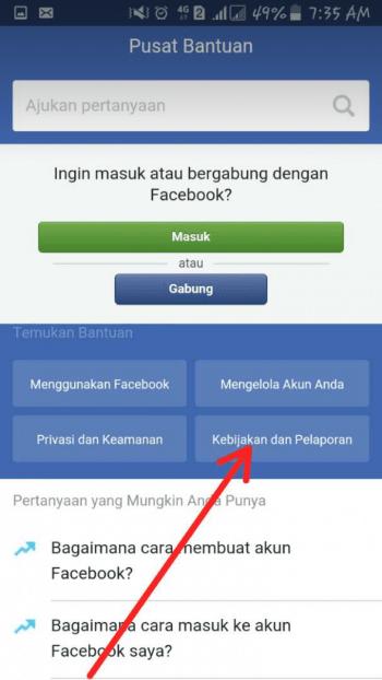 Cara mengembalikan akun facebook yang dihack/dibajak (versi #2)